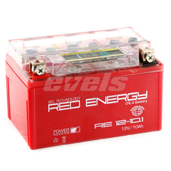 Red Energy RE12-10.1 (YTZ10S 10А/ч)